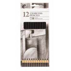 12 Charcoal Pencils