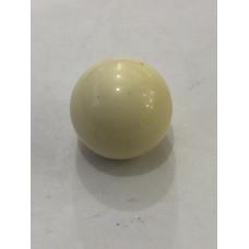 Cream Ball 26L Button