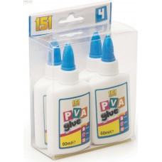 151 PVA Glue 4 x 60ml