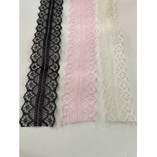 30mm doubled edged lace