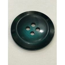 Green/Teal 40L 4 Hole Button