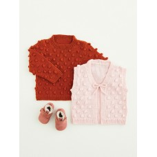 FREE FOREST BERRIES BABY KNITS IN SNUGGLY DK