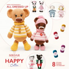 Sirdar Happy Cotton Book 6 - All dressed up 535
