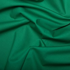 100% Cotton Fabric Green 1mtr