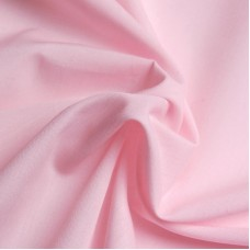 100% Cotton Fabric Pink 1mtr
