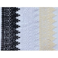 Cotton Guipure lace 90mm