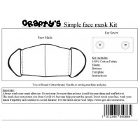 Simple Face Mask Kit