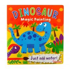 Dinosaur Magic painting Book