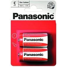 Panasonic Battery C x 2