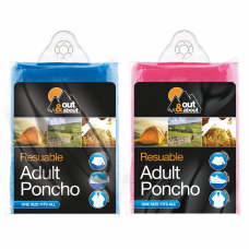 Adult Poncho