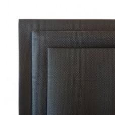Aida Black 16ct Large 100cm x 100cm