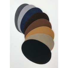 Artificial faux Suede Elbow Patches