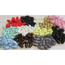 Baby Plastic Toggle 19mm x 11mm