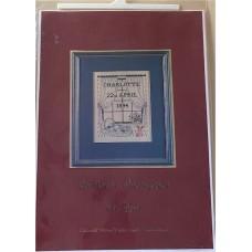 Barbara Thompson Cross Stitch Kit