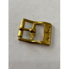 Belt Buckle Gold 20mm