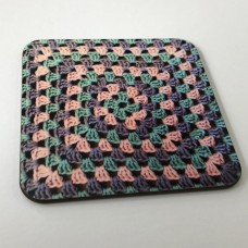 Crochet Coaster square cc04
