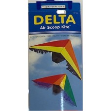 Delta Air Scoop Kite