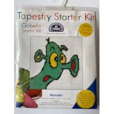DMC Tapestry Starter Kit Moster