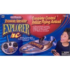Indoor RC Air Ship
