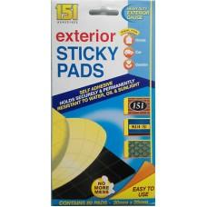 151 Exterior Sticky Pads