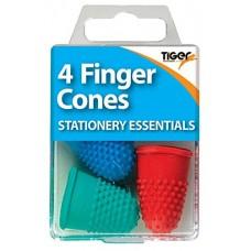 4 Finger Cones