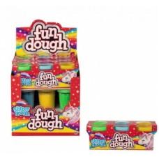 Glitter Dough 3 Pack