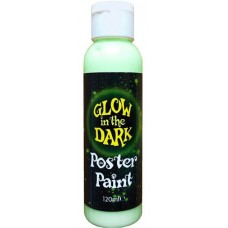Glow in the Dark Poster Paint