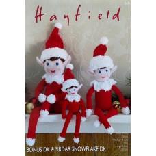 Hayfield Pattern 2475