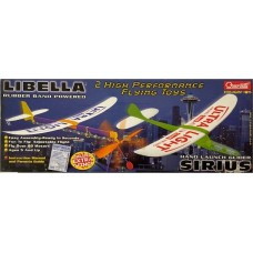 2 Rubber Band Powered Gliders
