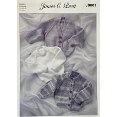 James C Brett JB001 DK
