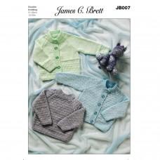 James C Brett JB007 DK