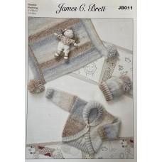 James C Brett JB011 DK