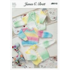 James C Brett JB012 DK
