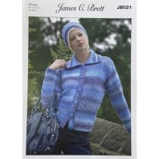 James C Brett JB021 Chunky