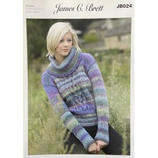 James C Brett JB024 Chunky