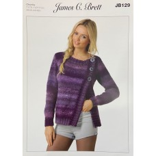 James C Brett JB129 Chunky