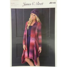 James C Brett JB145 Chunky