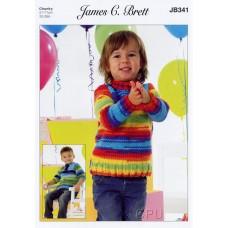 James C Brett JB341 Chunky