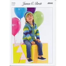 James C Brett JB342 Chunky
