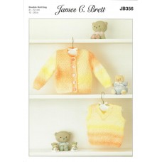 James C Brett JB356 DK