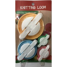 Knitting Loom Pom Pom Maker Set