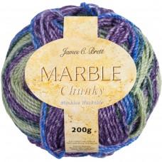 James C Brett Marble Chunky 200g