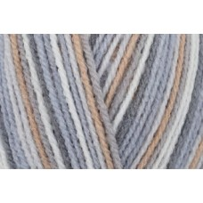 King Cole Big Value Baby 4 Ply Print  Mineral 2574