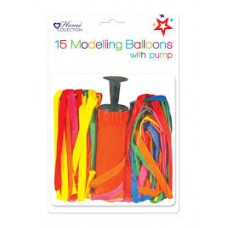15 Modelling Ballons and Pump