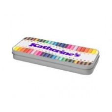 Aluminium Pencil Tin