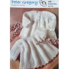Peter Gregory 650 DK & 4ply