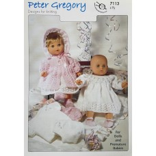 Peter Gregory 7113 4ply