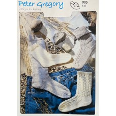 Peter Gregory 905 4ply