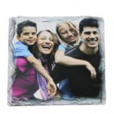 Photo Slate Coaster