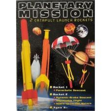 2 Catapult launch Rockets